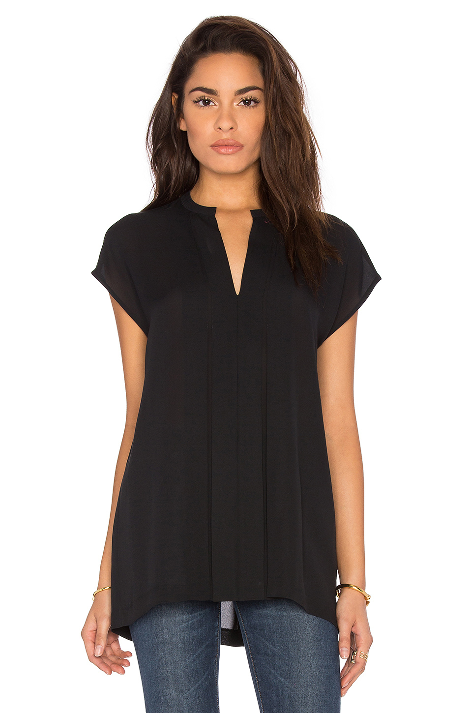 Best prices on Black short sleeve silk in Women's Shirts & Blouses online. Visit Bizrate to find the best deals on top brands. Read reviews on Clothing & Accessories merchants and buy with confidence.