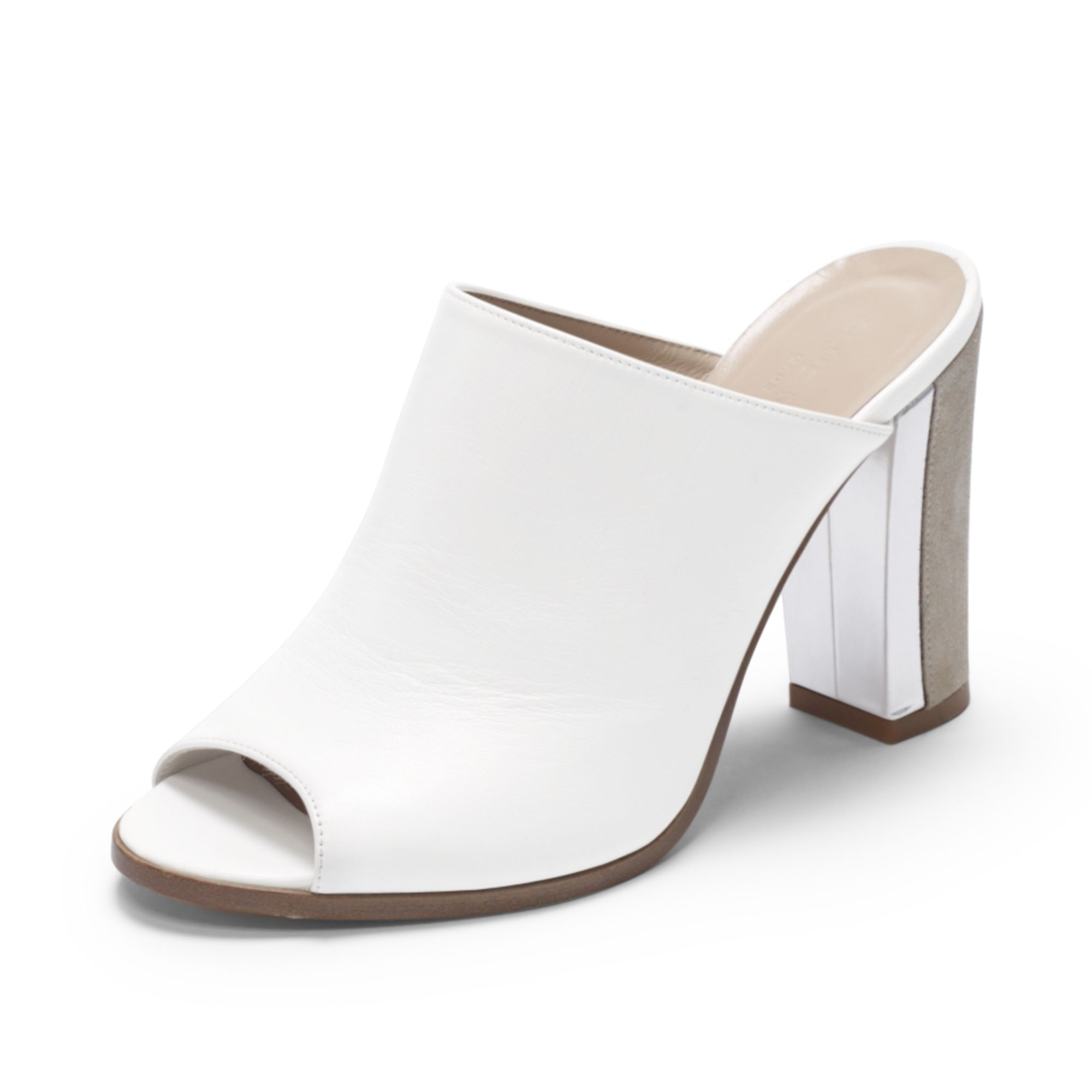 White Shoes Womens Heels