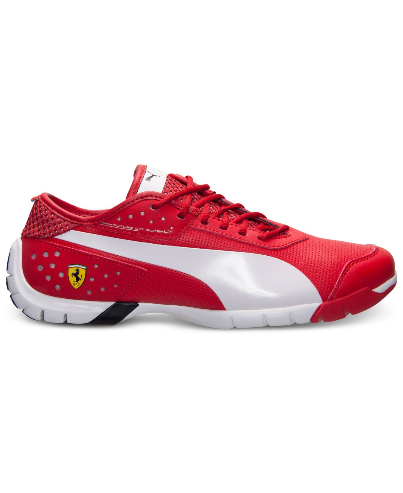 PUMA | Red Men'S Future Cat Sl Sf Casual Sneakers From Finish Line for ...