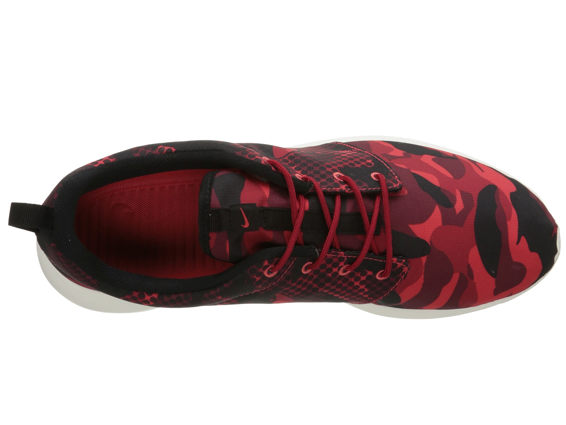 competitive price f39e0 52036 Nike Roshe Run in Red - Lyst