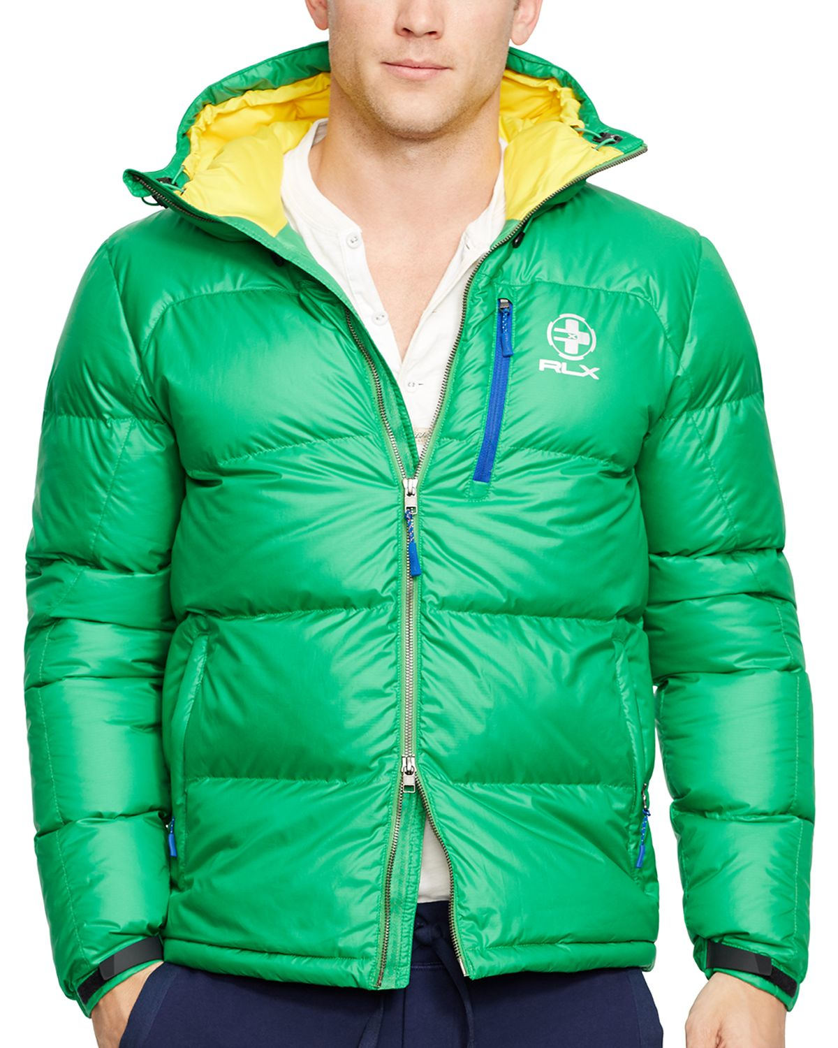 Polo Ralph Lauren Synthetic Rlx Ripstop Down Jacket in ...
