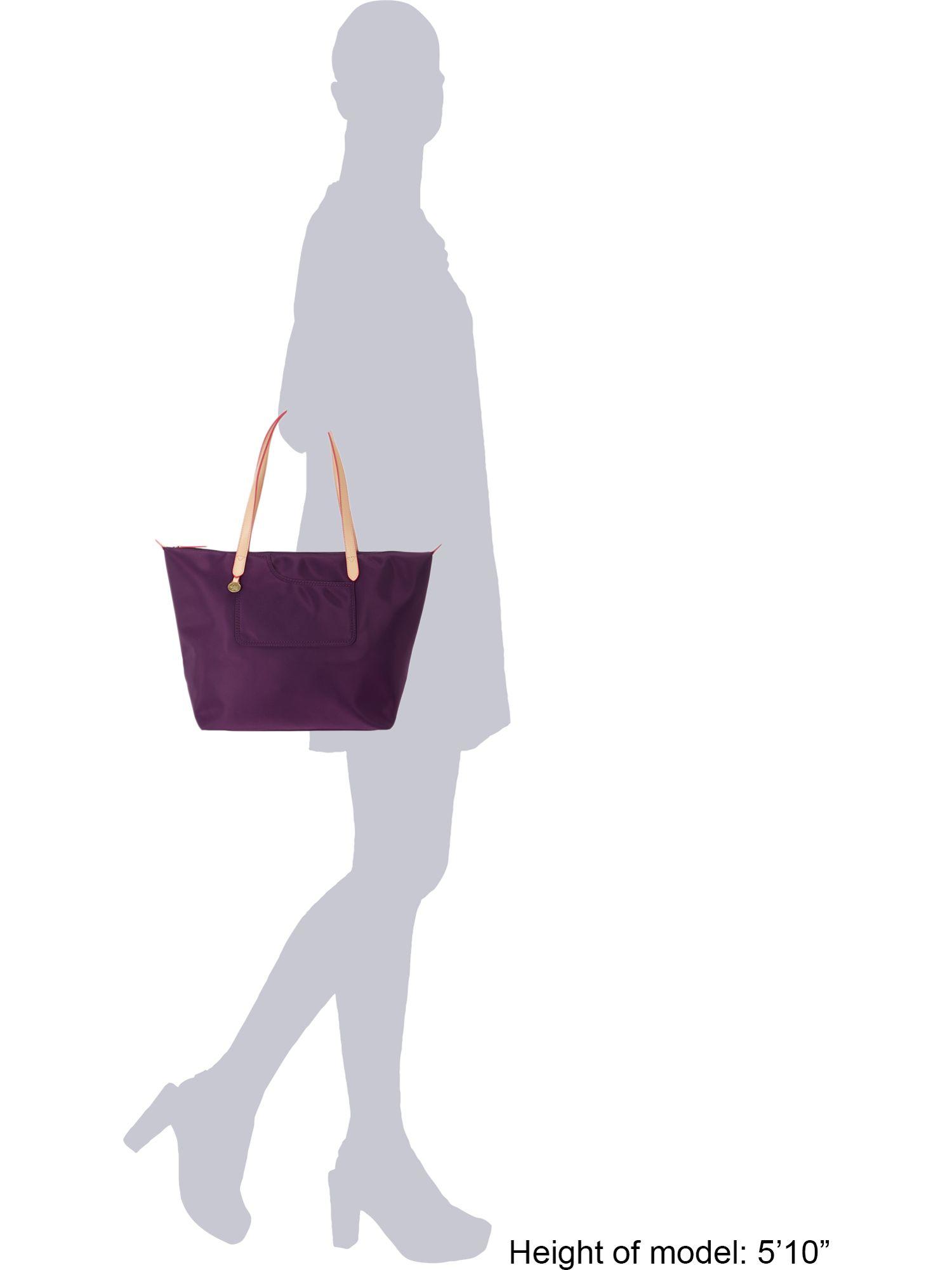 Radley Pocket Essentials Large Purple Tote Bag