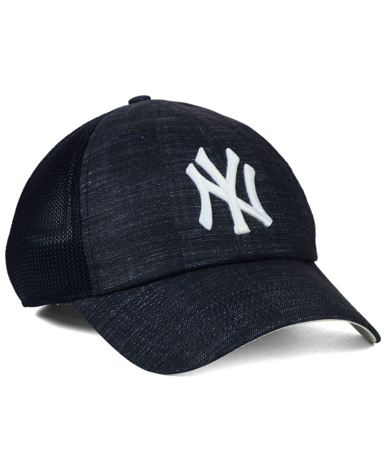 f20b2c44cca Lyst - Nike New York Yankees Dri-fit Adjustable Cap in Blue for Men