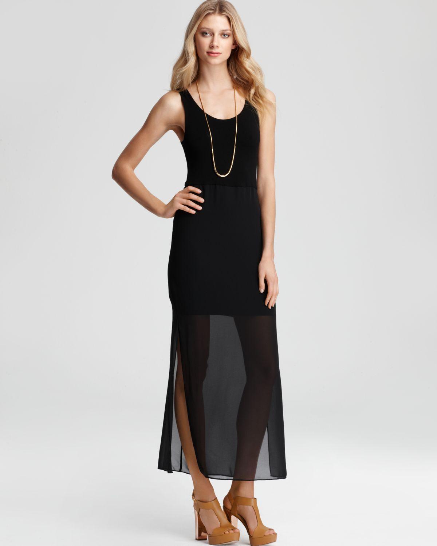 Chiffon Tank Dresses