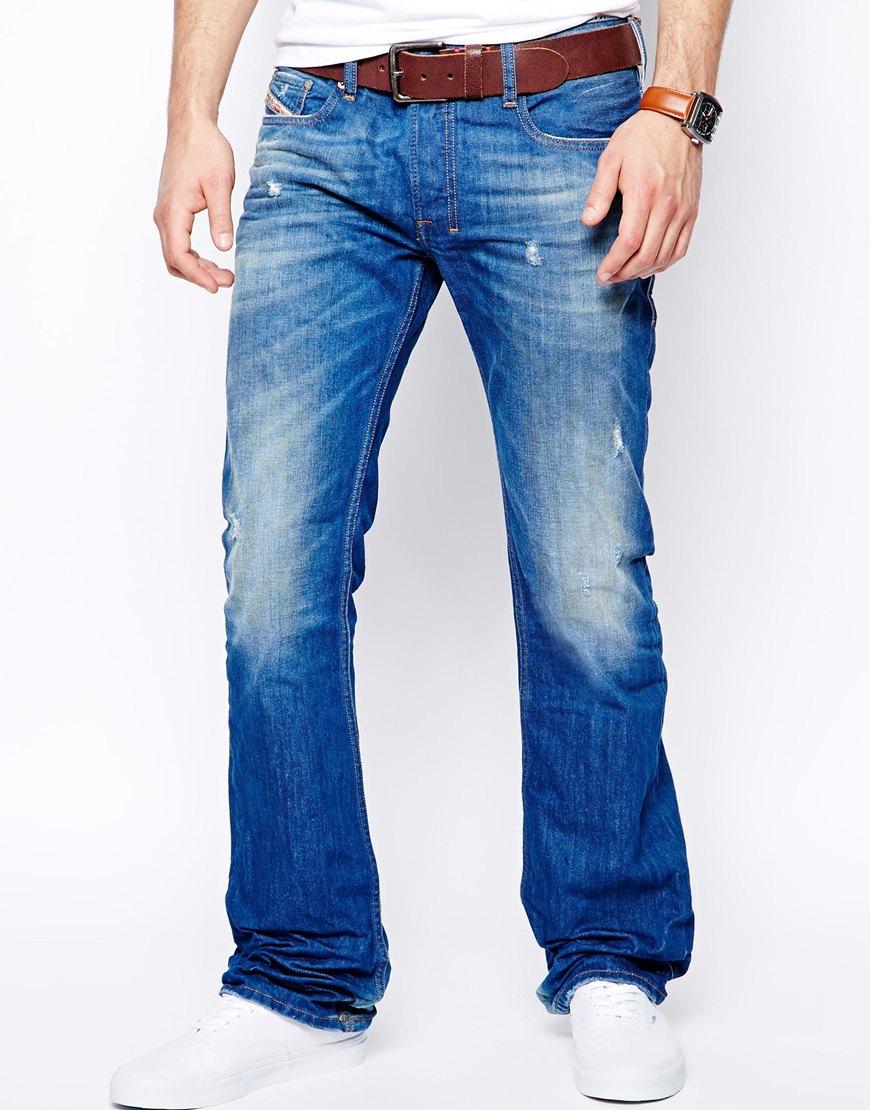 DIESEL Jeans Zatiny 823U Bootcut Light