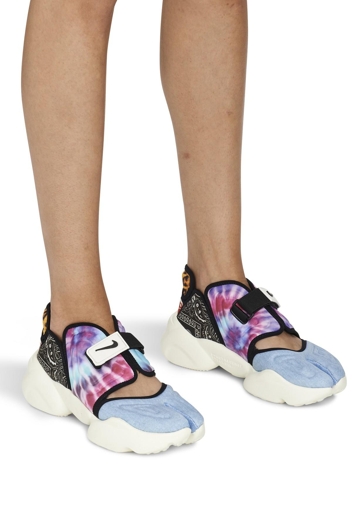 Sneakers Aqua Rift Nike - Lyst