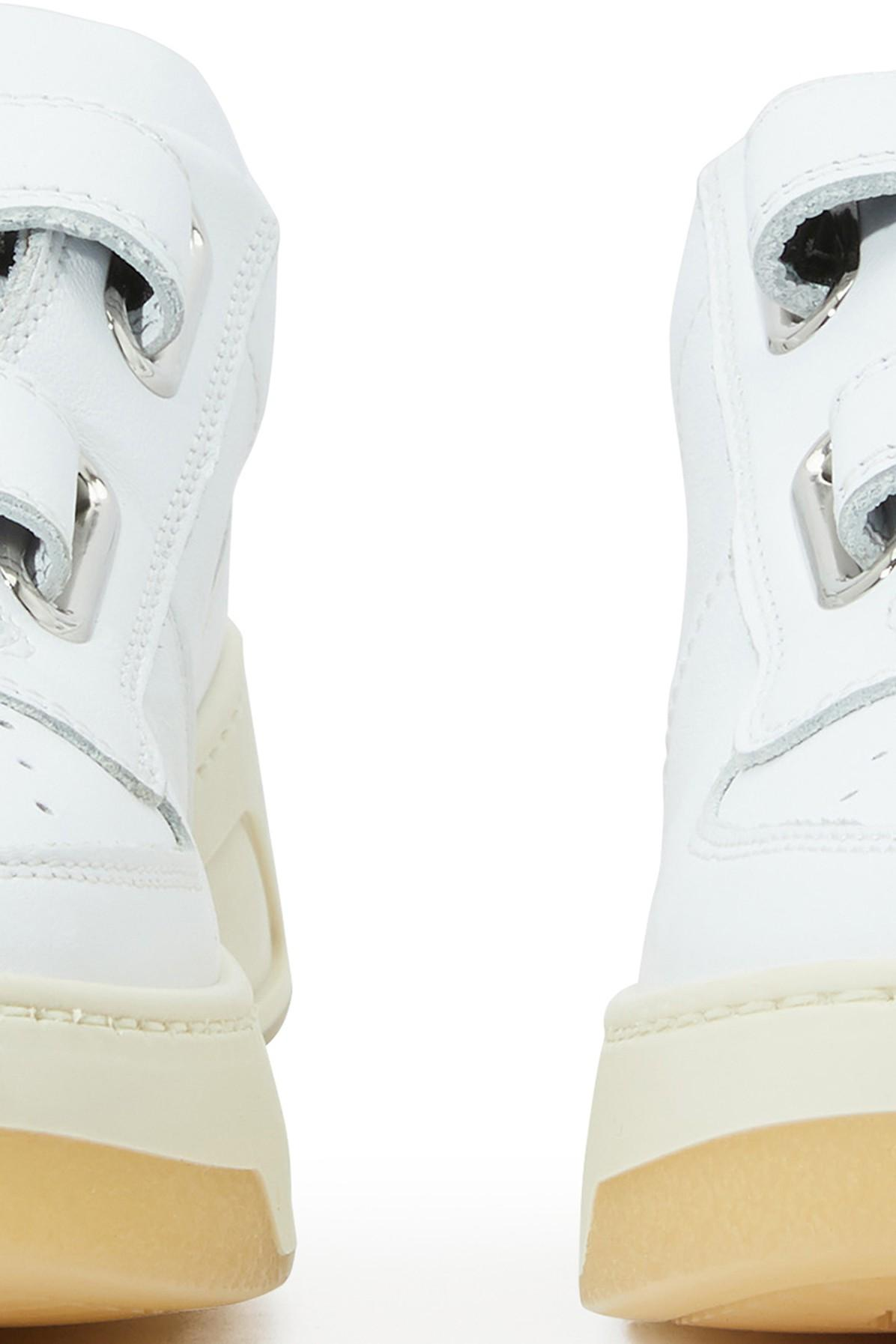 Acne Studios Steffey Sneakers in White