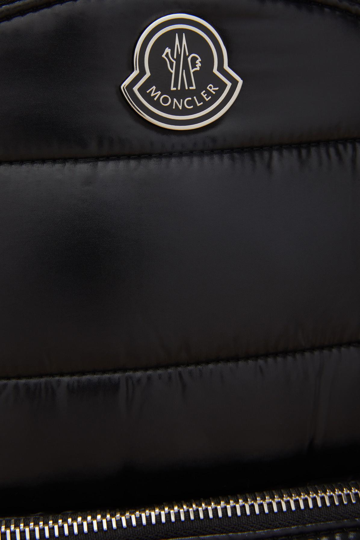 Moncler Kilia Backpack in Black