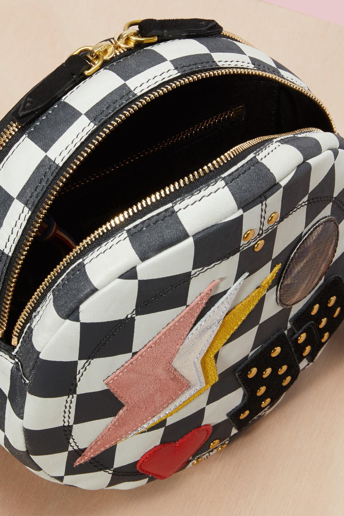 Jérôme Dreyfuss Leather Crossbody Rémi Bag