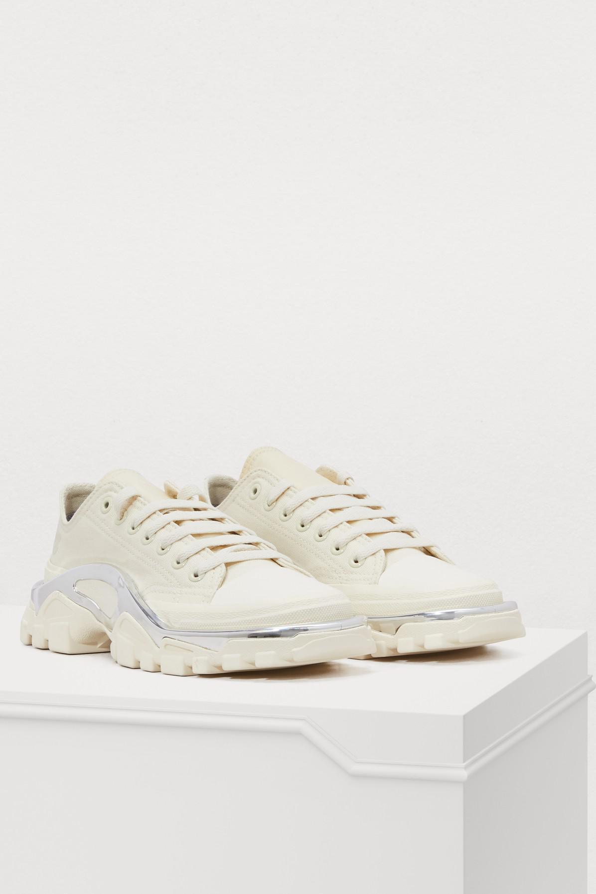 watch 87da3 63908 Adidas By Raf Simons - Multicolor Rs Detroit Runner Sneakers - Lyst. View  fullscreen