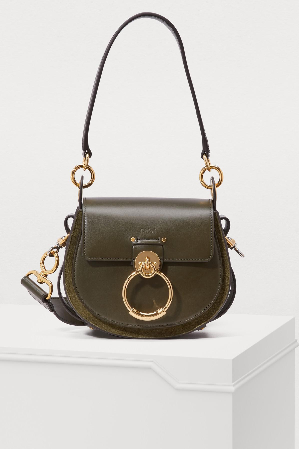 0d164498 Chloé Multicolor Small Tess Bag