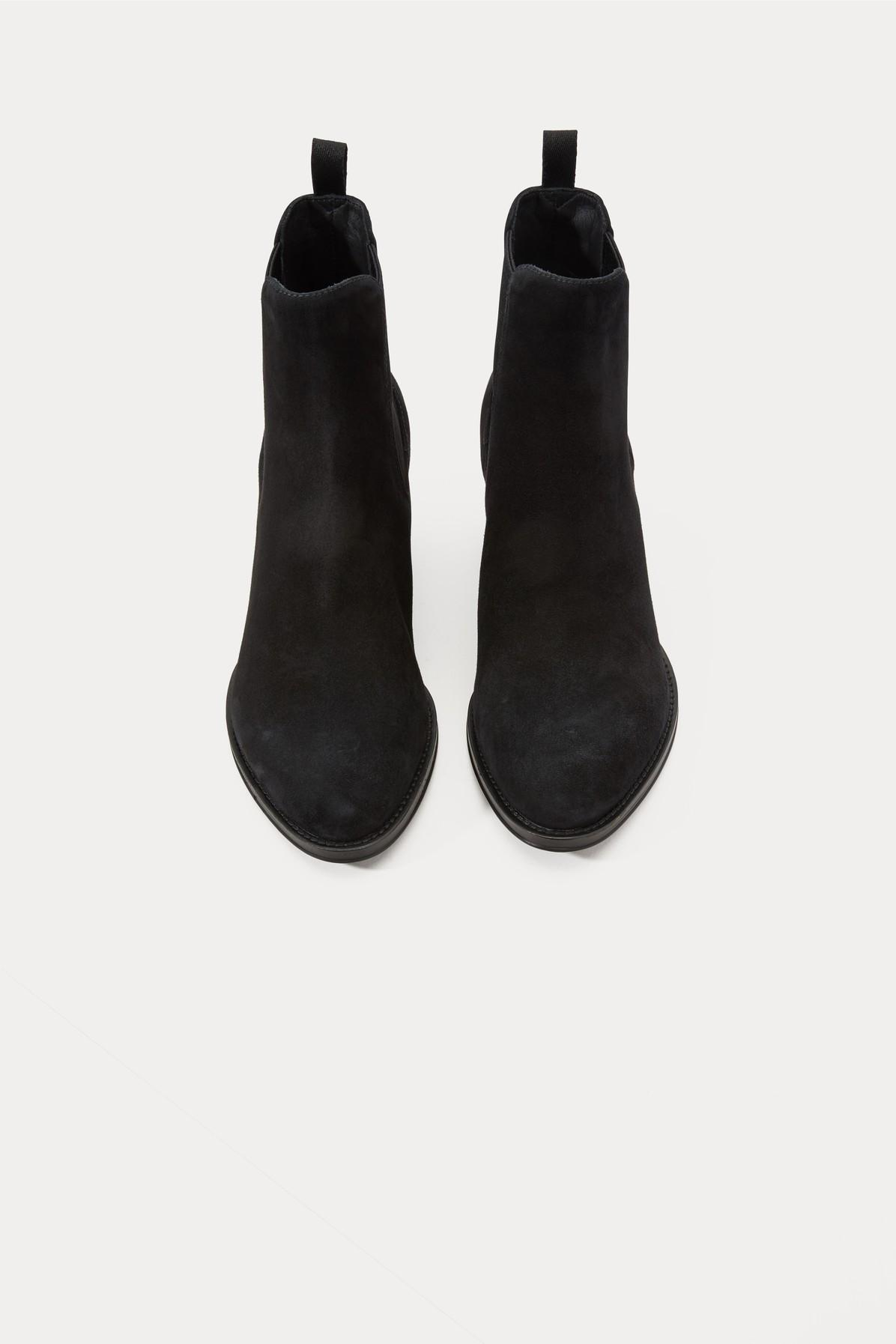 Church's Denim Shirley Ankle Boots in Black