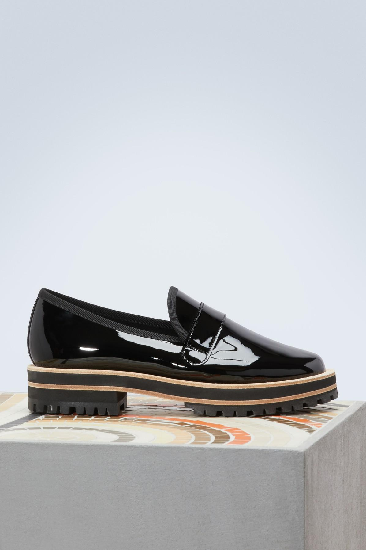 Repetto Gaylor patent leather loafers free shipping ebay sale high quality wCVnXcLztA
