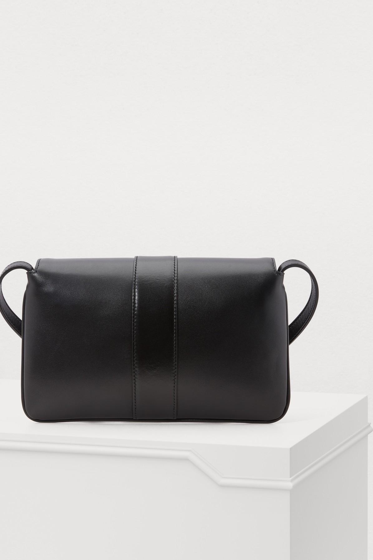 574131ce8b2b19 Gucci - Black Arli Small Crossbody Bag - Lyst. View fullscreen