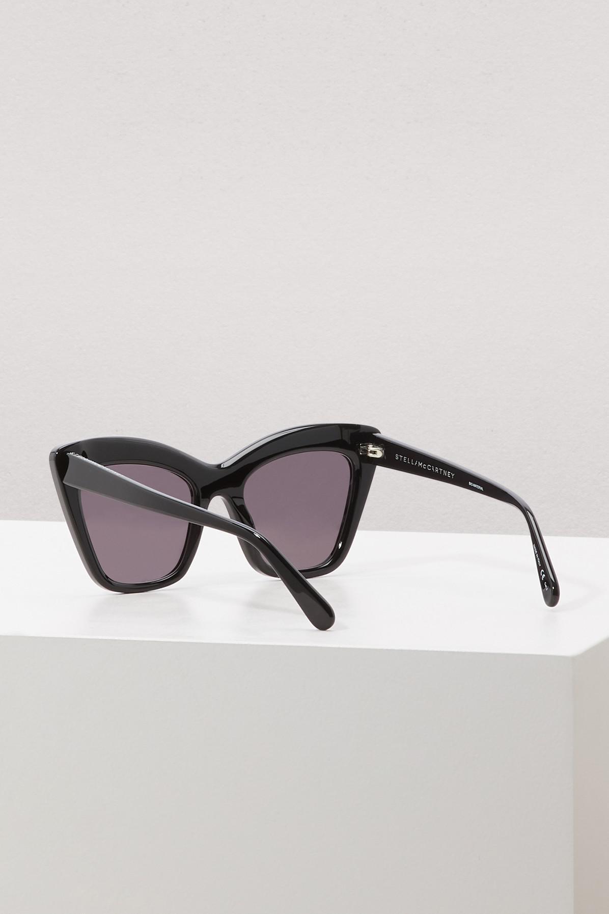 2a0e12f2fe Stella Mccartney en Gafas de de Falabella negro Lyst sol wxXIqCpH