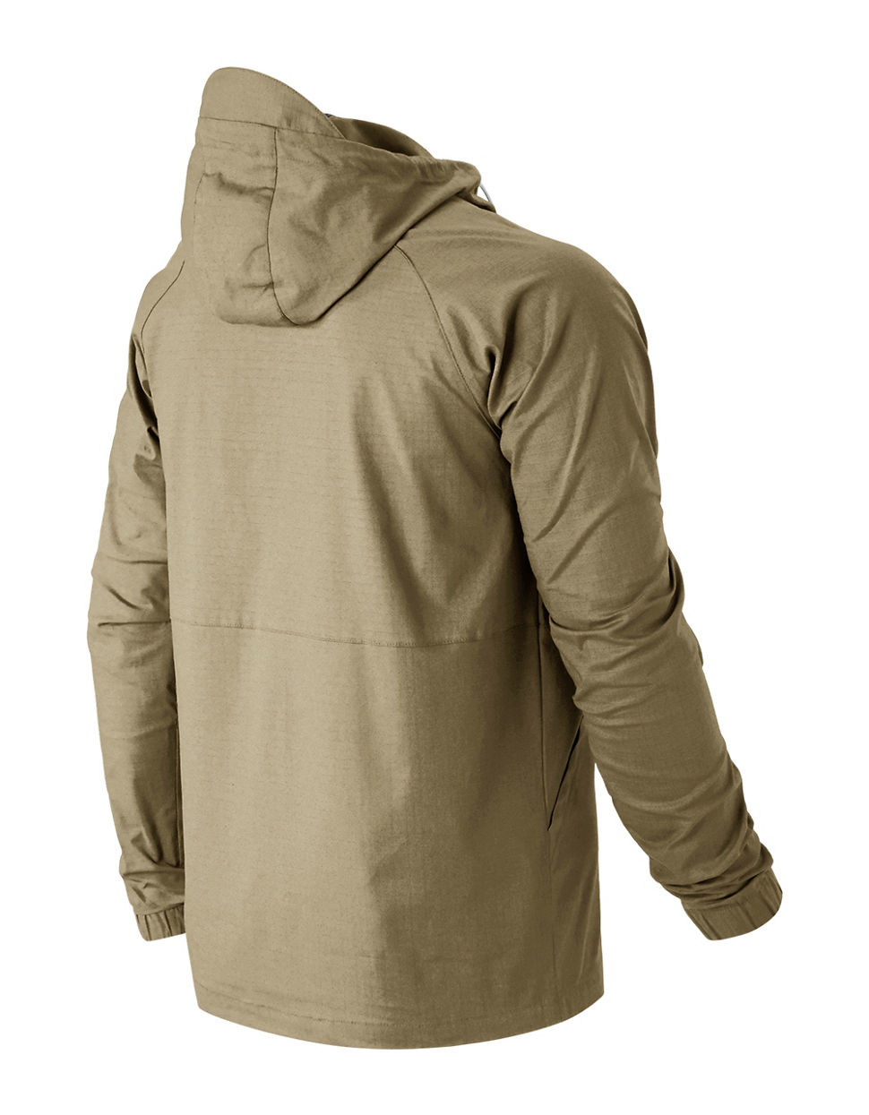 lyst new balance anorak jacket in brown for men. Black Bedroom Furniture Sets. Home Design Ideas