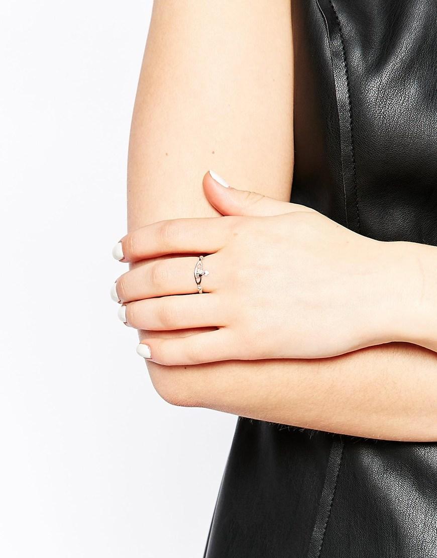 Vivienne Westwood Calliope Ring
