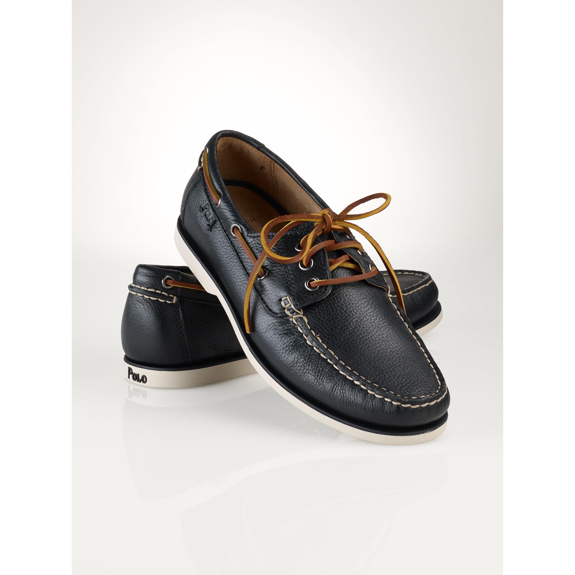 Polo Ralph Lauren Bienne Boat Shoe in