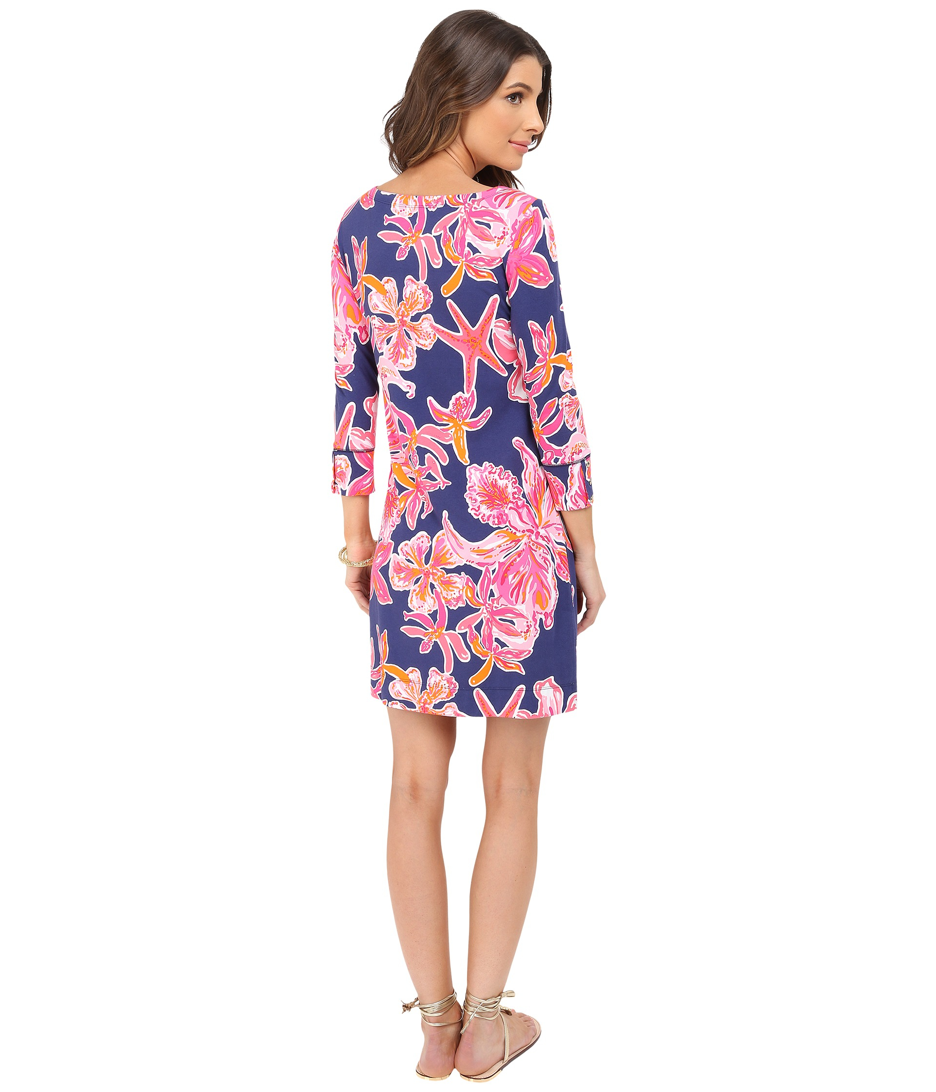 2337526d2513fb Lilly Pulitzer Upf 50+ Sophie Dress in Blue - Lyst