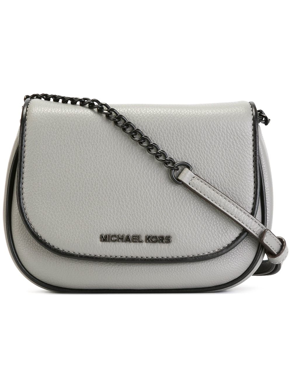 hot new products latest discount online sale MICHAEL Michael Kors Gray 'bedford' Crossbody Bag