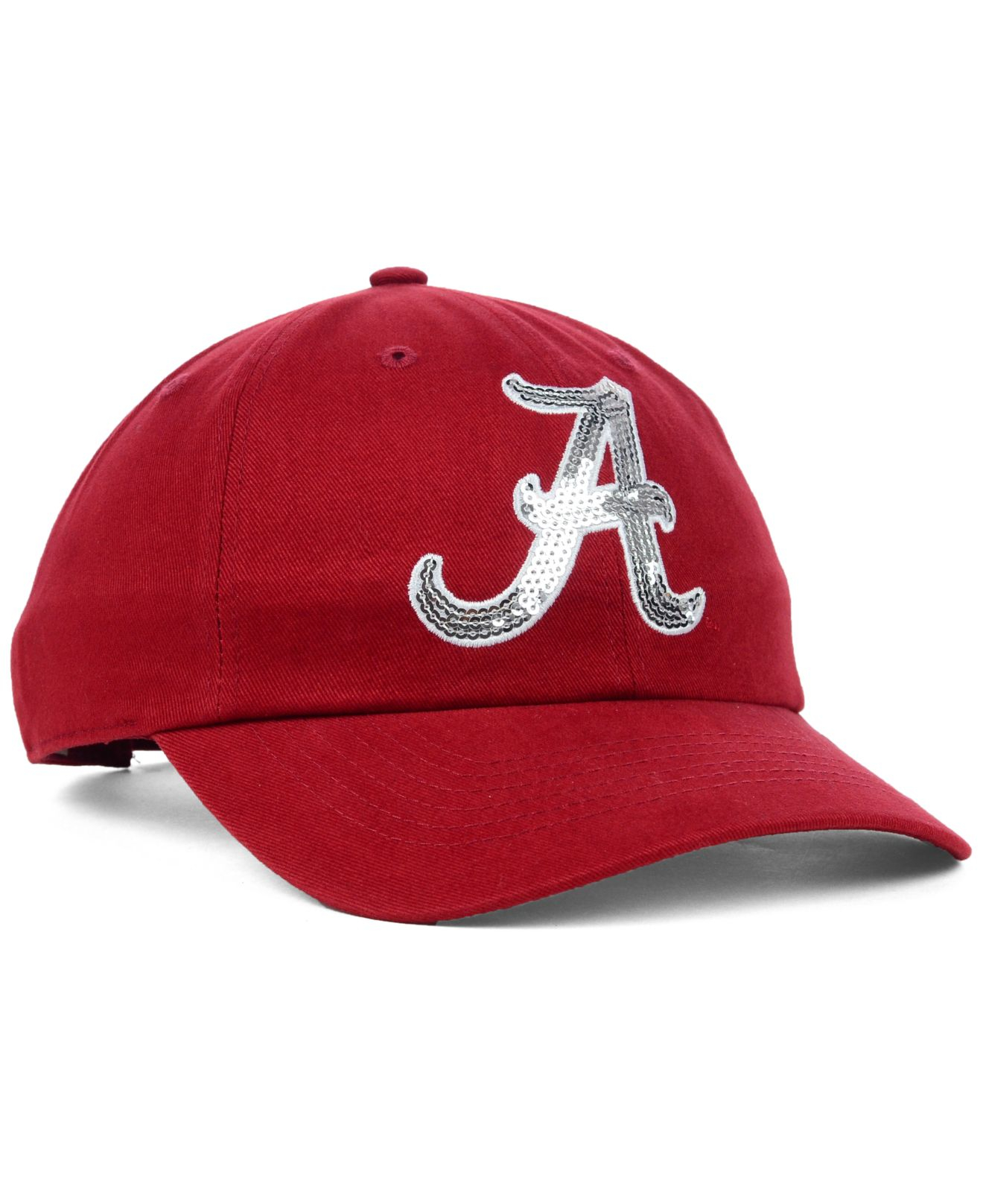 sports shoes b2d91 dc0e9 47 Brand Women s Alabama Crimson Tide Natalie Sparkle Cap in Red - Lyst