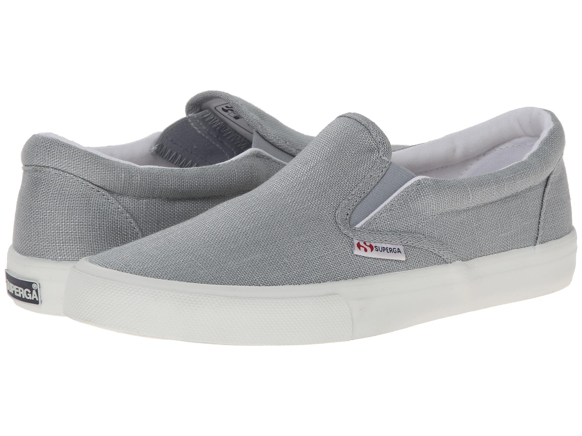 Womens Shoes Superga 2311 Linu Light Grey