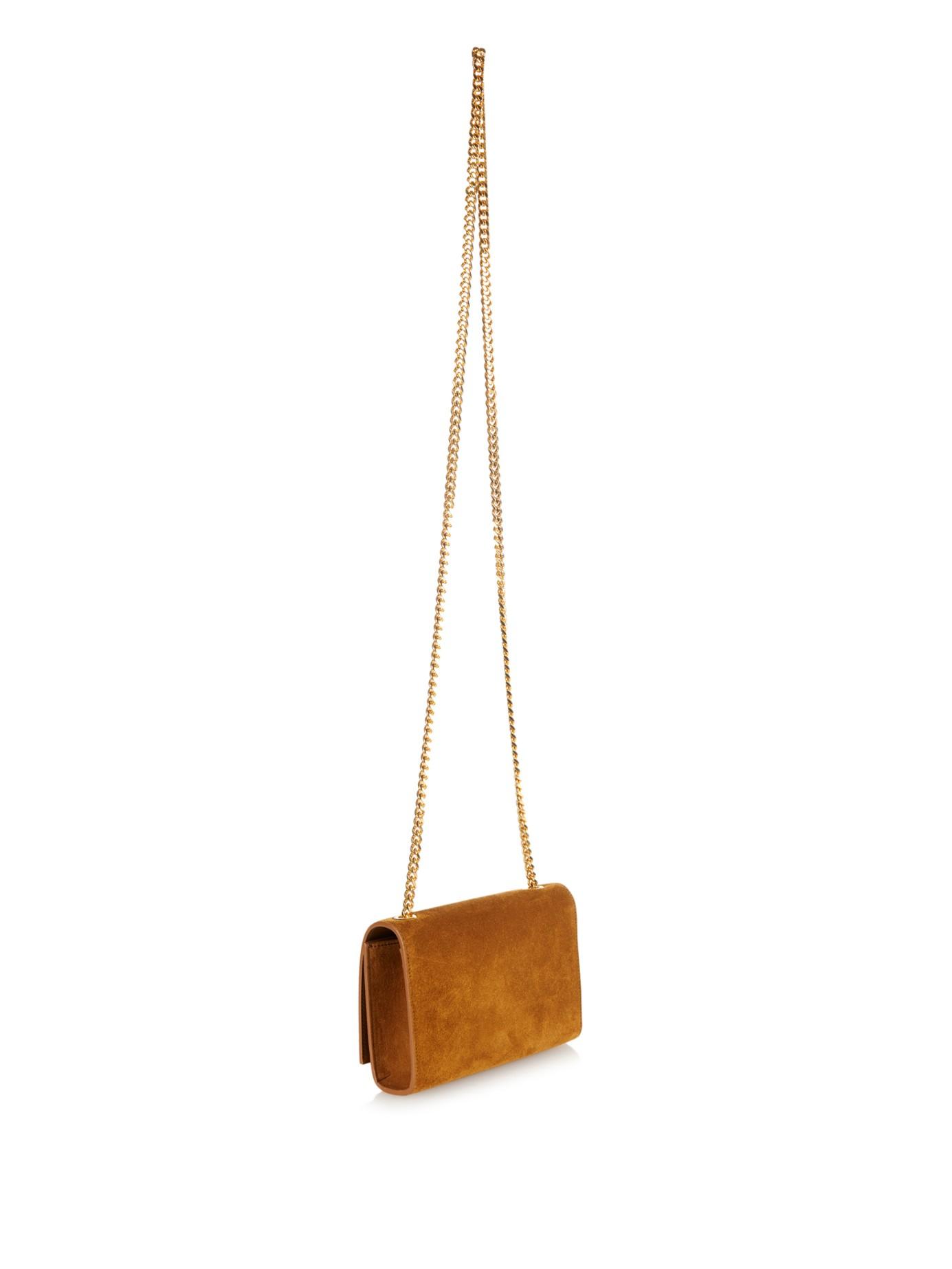 Monogram Small Zip-around Satchel Bag, Bordeaux