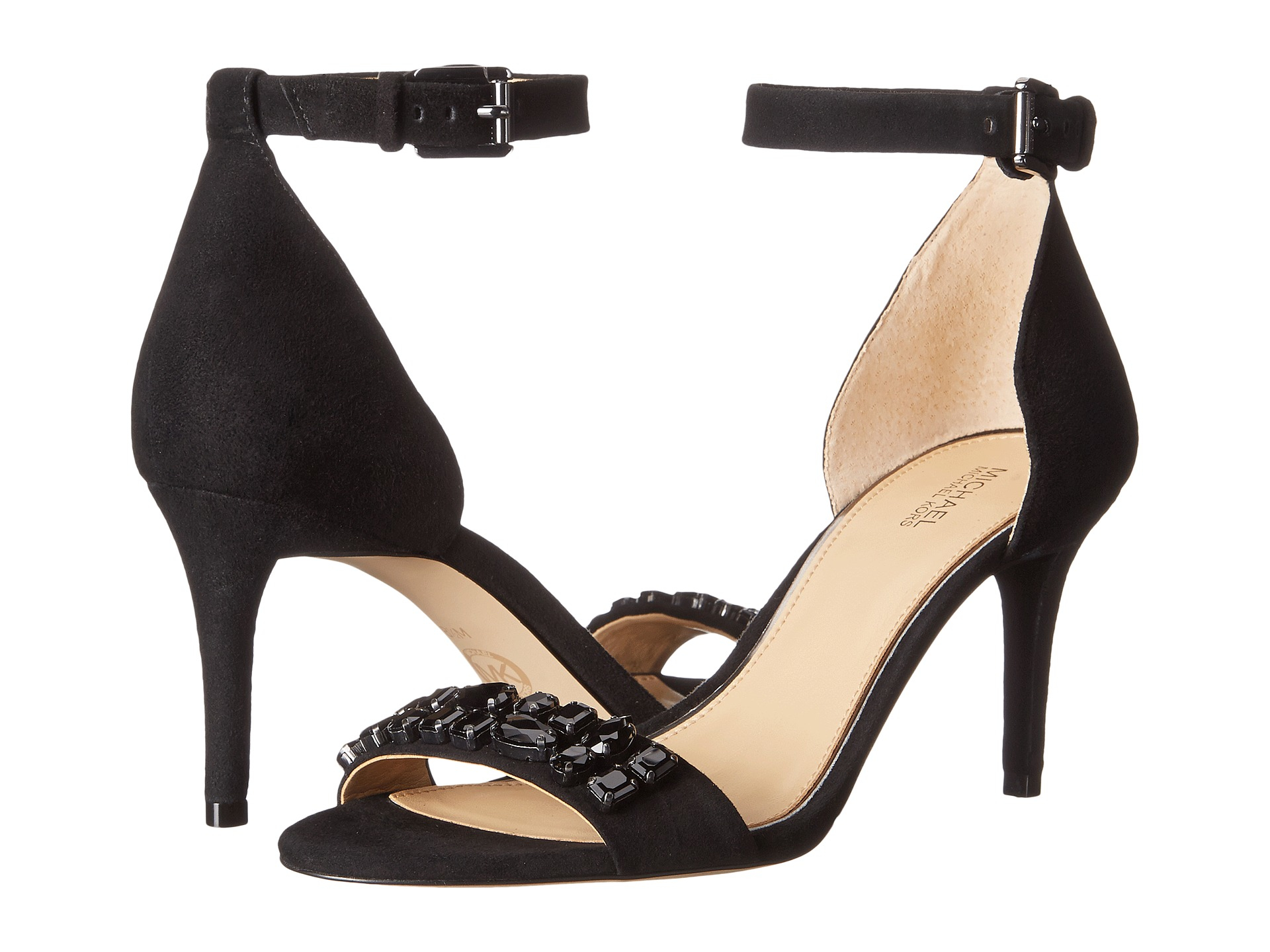 Michael Kors Black Platform Shoes