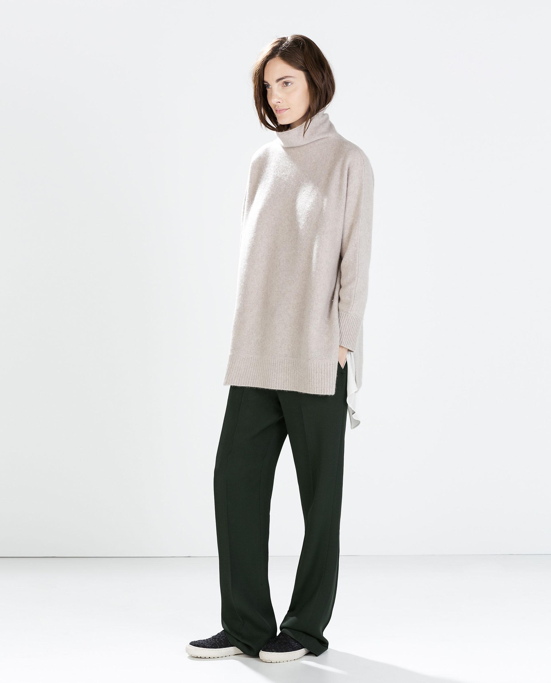 Zara Cashmere Sweater 30