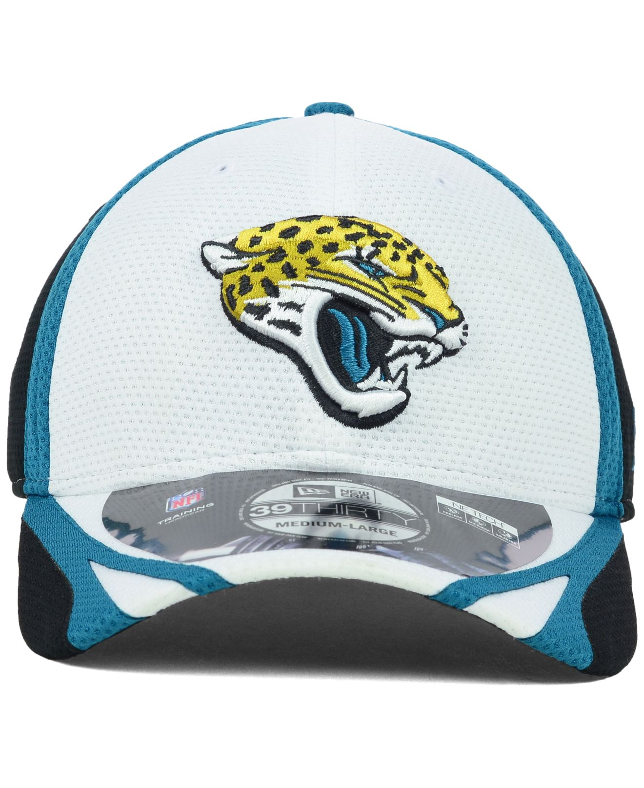 Jacksonville Jaguars Distressed Leather Man Bag