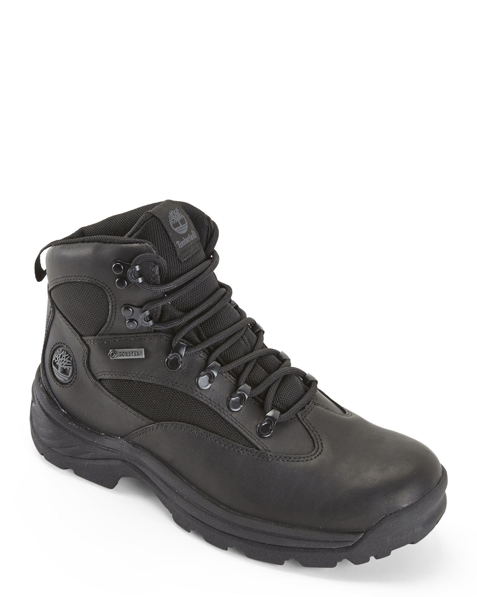 36c63278e36 Timberland Black Chocorua Trail Gore-Tex Hiking Boots for men