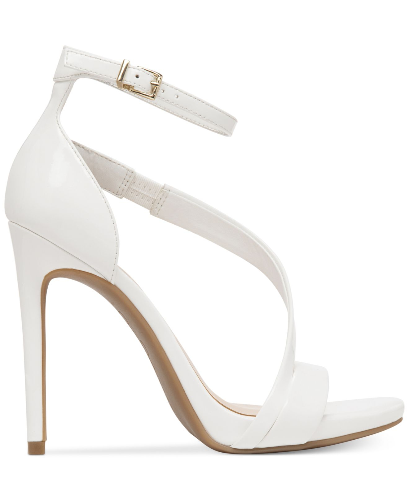 d06762d9b0d Lyst - Jessica Simpson Rayli Dress Sandals in White