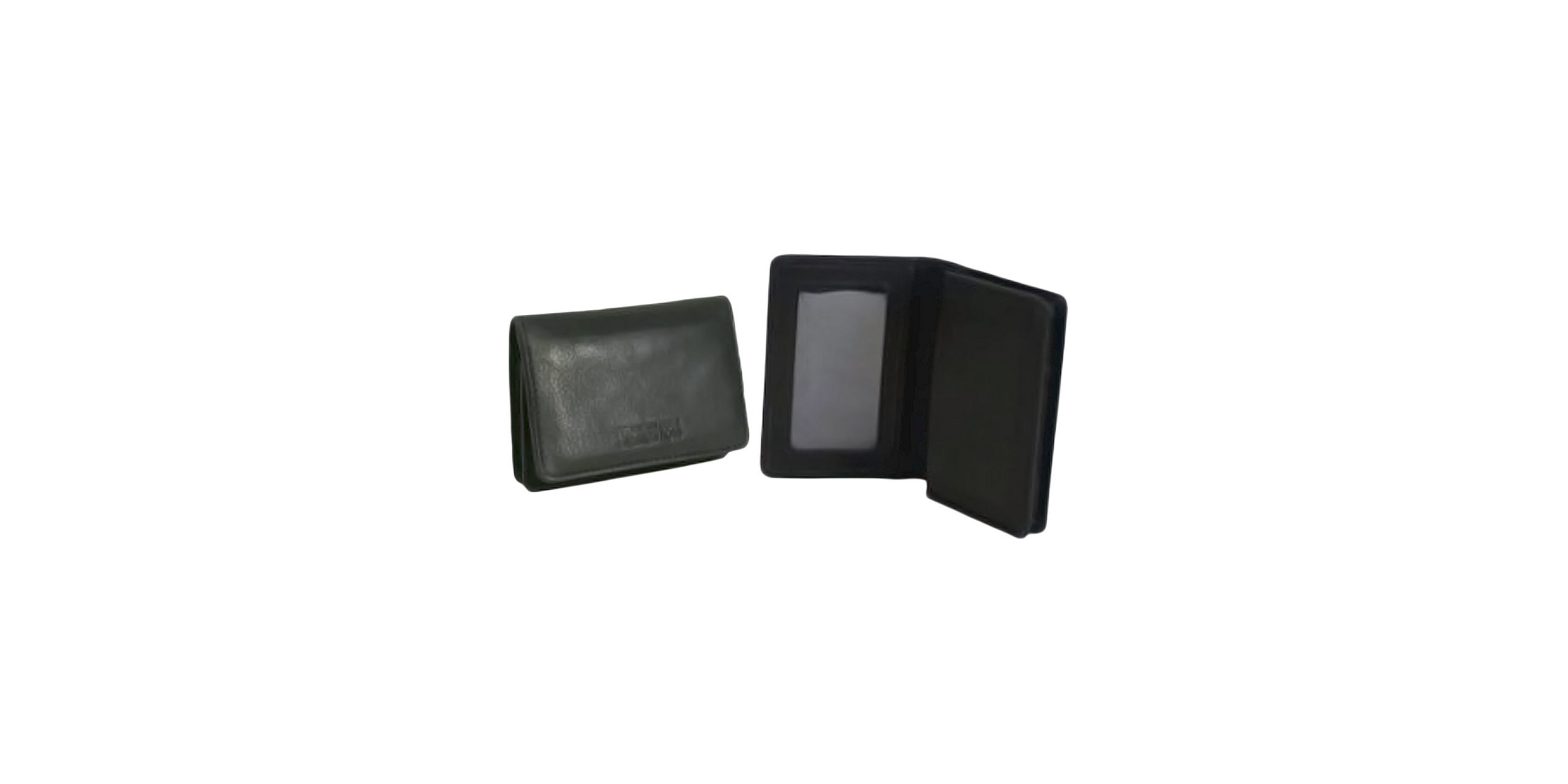 Kenneth cole reaction Risky Business Business Card Case in Black ...