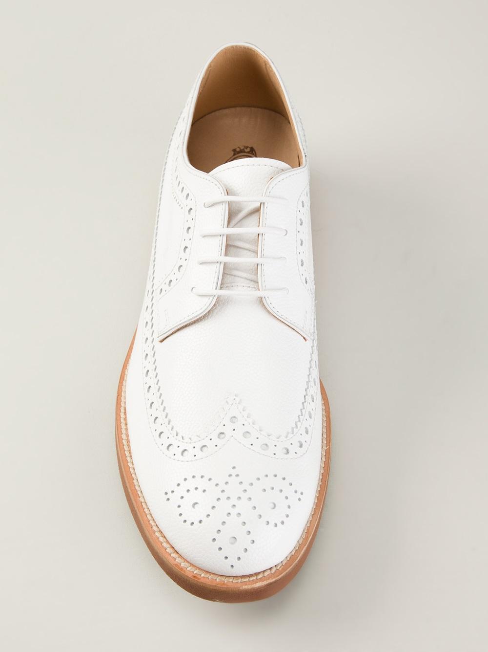 Shoes Baker Front Mens Derby Lace Up