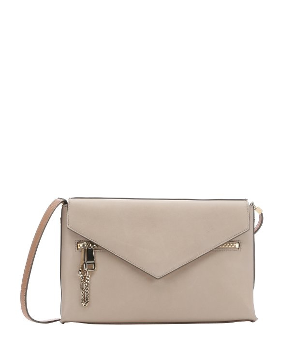Chlo¨¦ Pre-owned: Rope Beige Lambskin Envelope Shoulder Bag in ...
