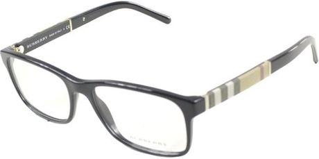 Burberry Glasses Frames 2015 : Burberry Be2162 3001 Black Plastic Rectangle Eyeglasses ...