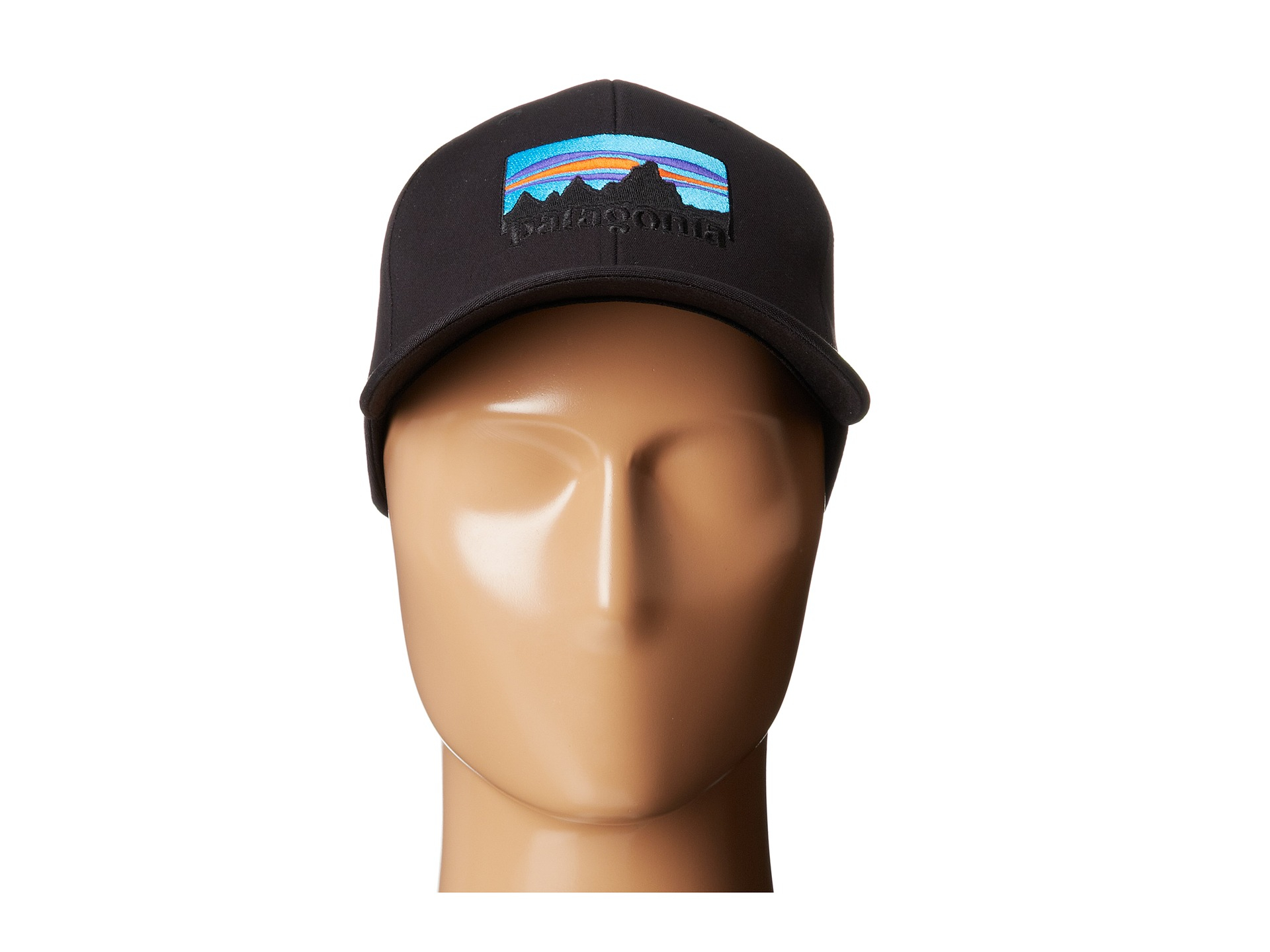 Lyst - Patagonia 73 Logo Roger That Hat in Black 4a294434b2d