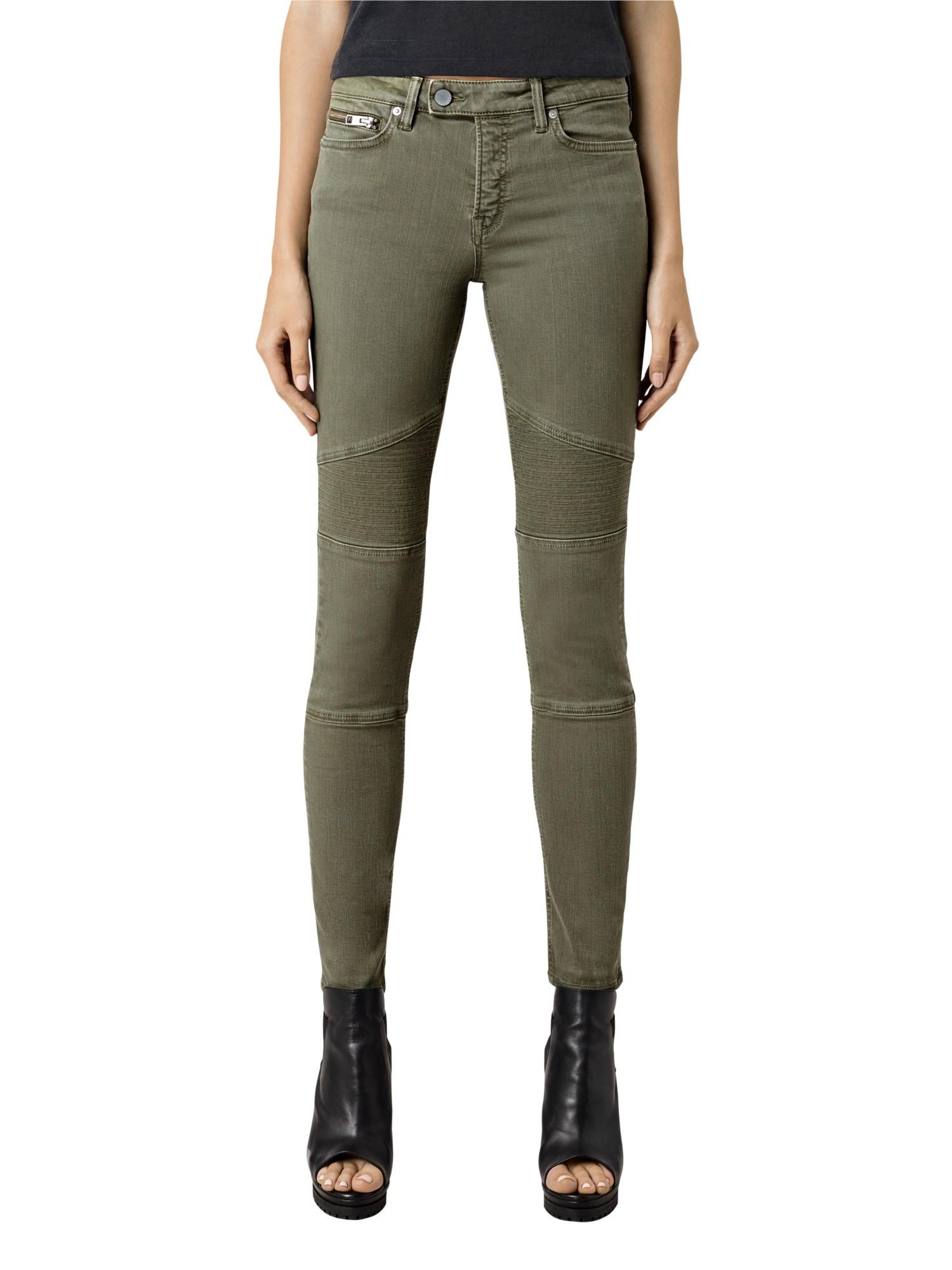 Green Skinny Jeans Womens Uk - Best Jeans 2017