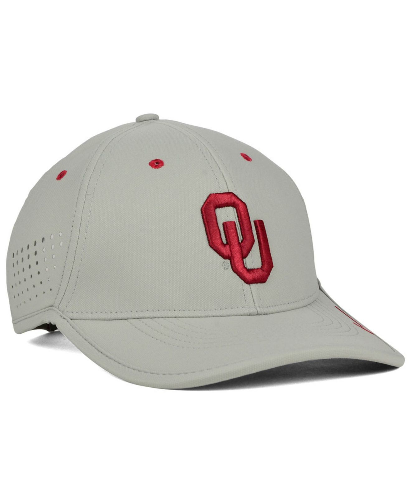 ... inexpensive lyst nike oklahoma sooners dri fit coaches cap in gray for  men 03e89 17a2e 151cccb89861