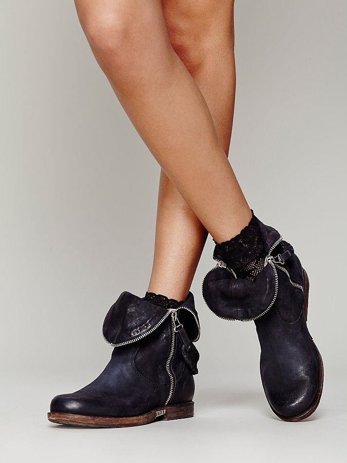 A.s.98 Womens Dagny Ankle Boot in Nero (Black)
