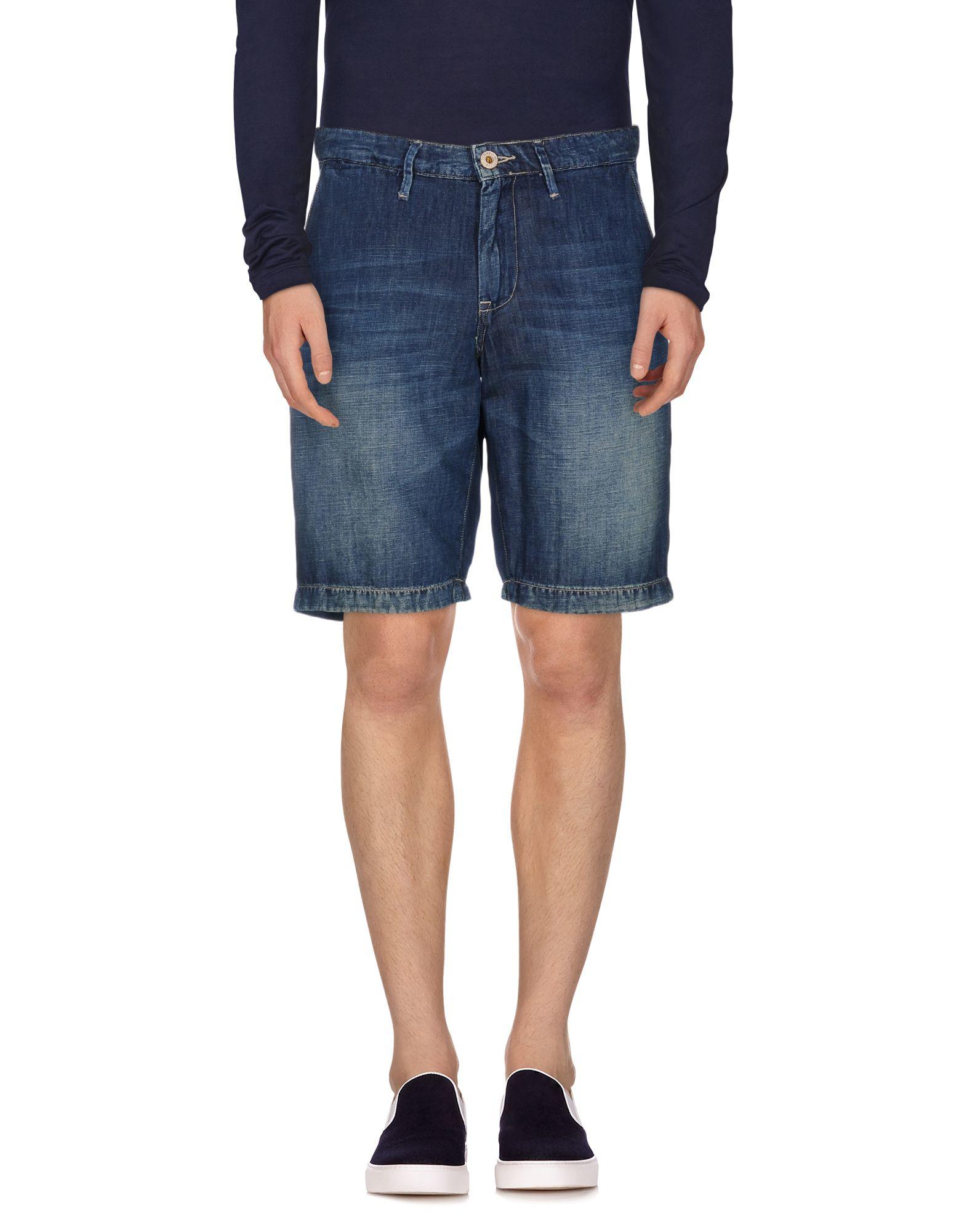 tommy hilfiger denim shorts in blue for men lyst. Black Bedroom Furniture Sets. Home Design Ideas