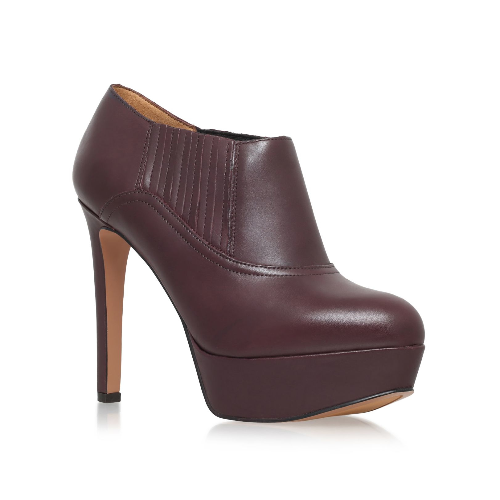 nine west disclosure high heel shoe boots in save 78