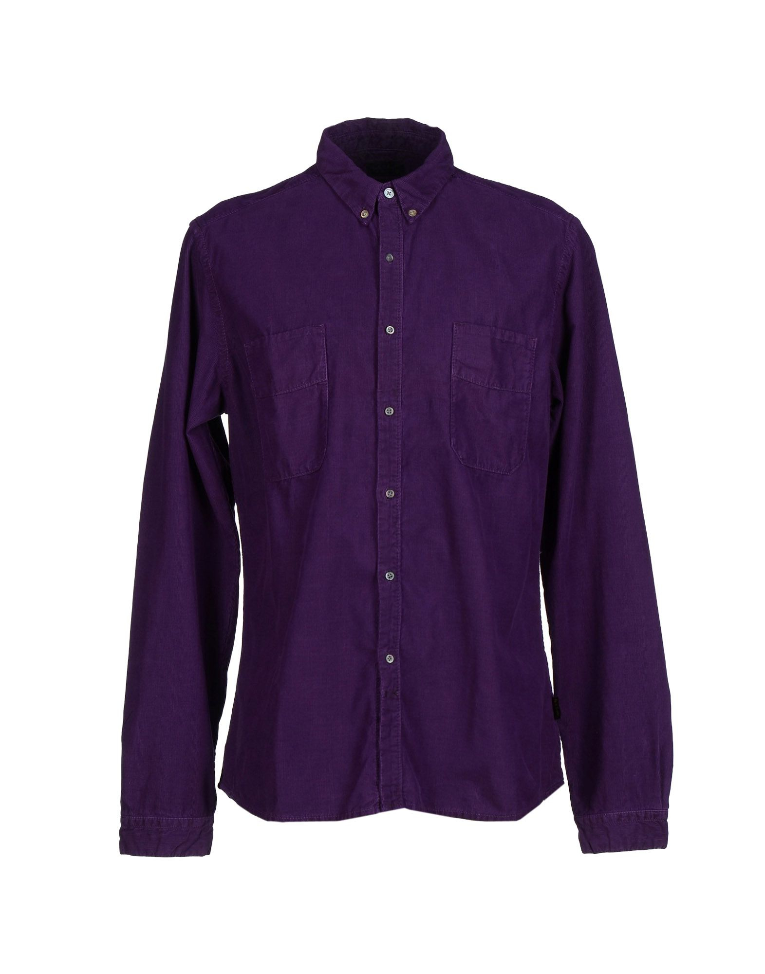 paul smith shirt in purple for lyst