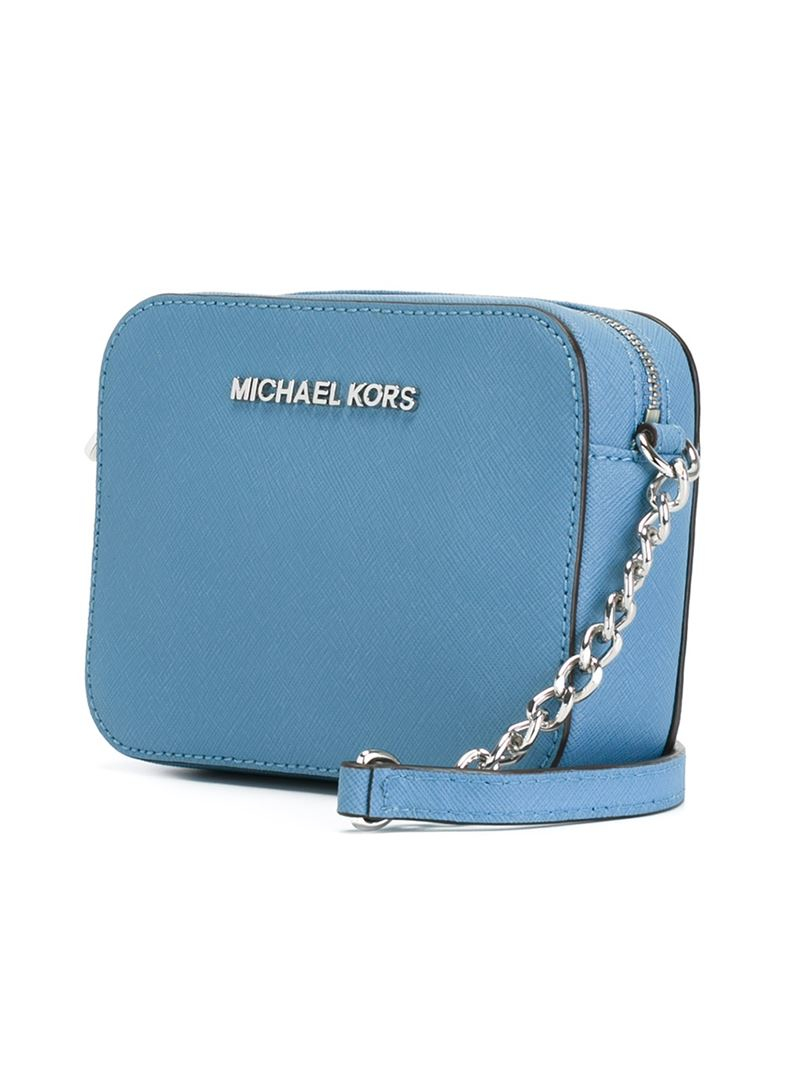 Michael Michael Kors Mini Jet Set Travel Crossbody Bag