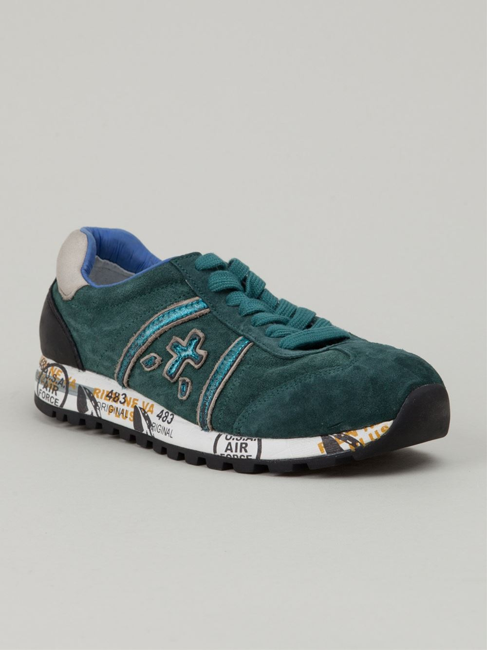 Lucy sneakers - Green Premiata Cheap Sale For Cheap Outlet Authentic Recommend For Sale Authentic Cheap Price Cheap Sale Low Shipping Fee 9iLlJr