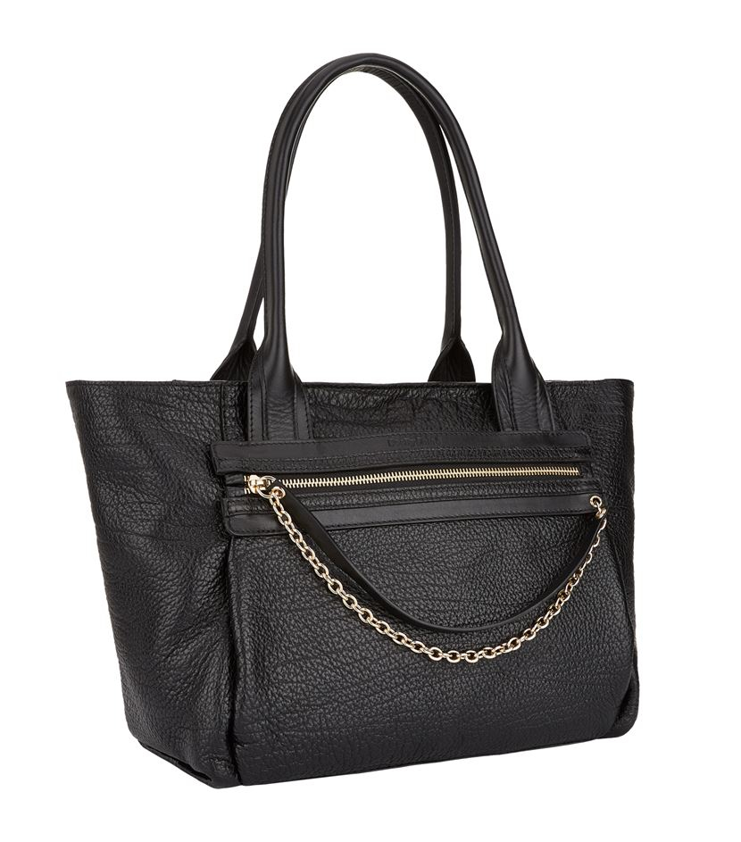 See By Chloé Large Zoey Tote Bag in Black