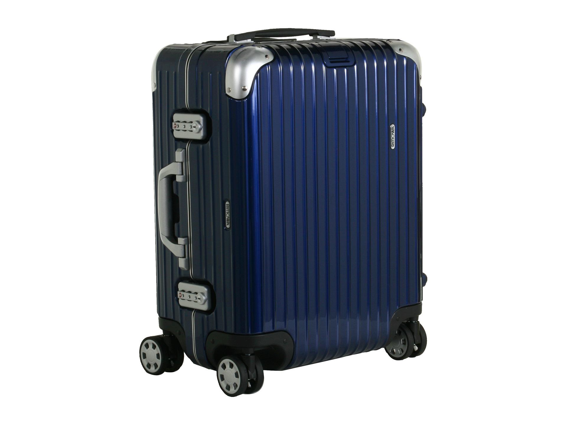 lyst rimowa limbo cabin multiwheel international in blue. Black Bedroom Furniture Sets. Home Design Ideas