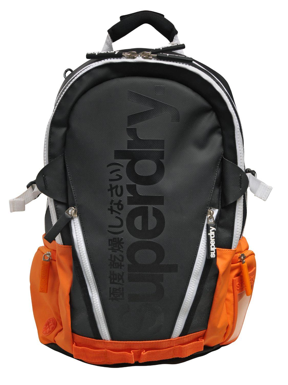 Lyst Superdry Water Resistant Pop Tarp Backpack In