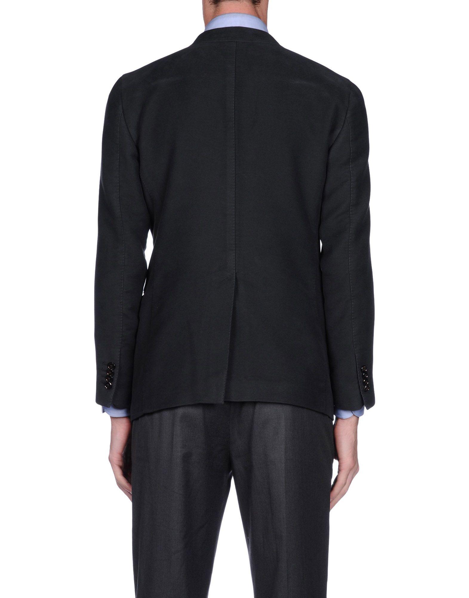 Boglioli Blazer In Black For Men Lyst