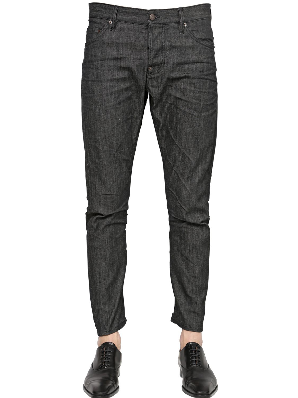 sexy twist jeans - Black Dsquared2 Discount Pre Order pOfuZj
